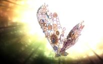Steampunk butterfly 2