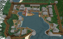 Harbour spawn 1 (top down)