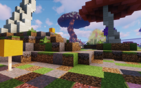Mushroom arena 2 (POV)