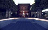 Modern house 2 (pool)