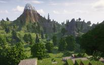 Mountain terrain 1