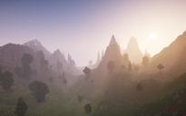 Mountain terrain 2