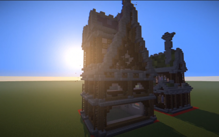 Victorian house shaders