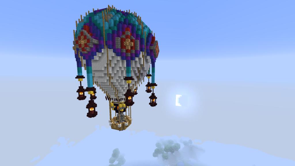 Hot air balloon 2 (vanilla)