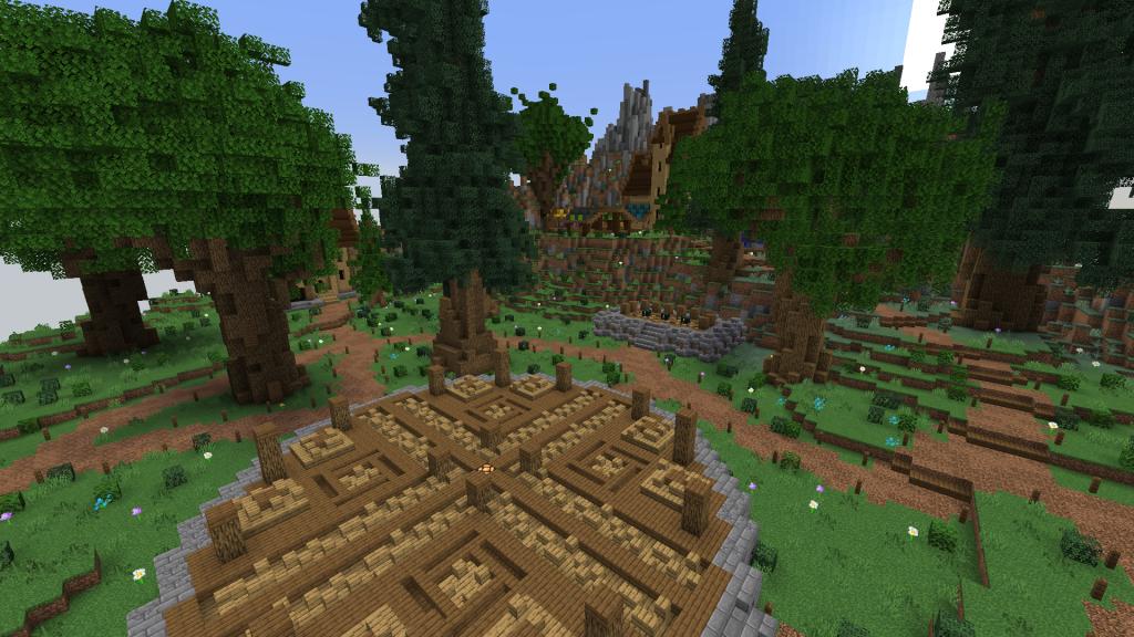 Minigame lobby 2