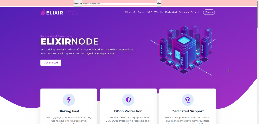 ElixirNode in the PHP-Proxy
