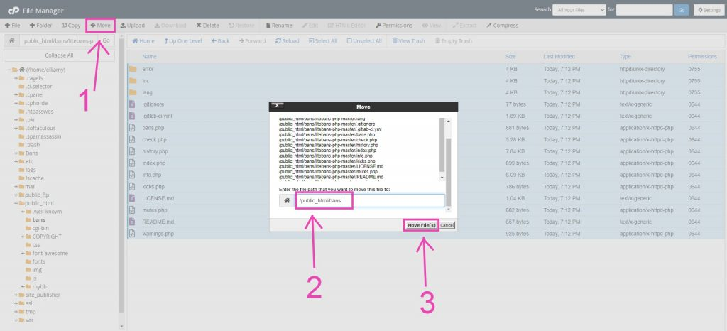 Moving litebans UI files back into bans folder